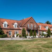 Det Gamle Mejeri, hotel i Stokkebro