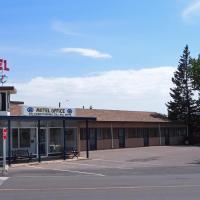 Sunset Motel, отель в городе Форт-Маклеод