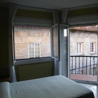 Hotel Bayona, hotel in Baiona