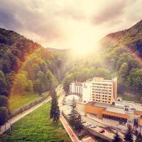 Hotel Perla, отель в Слэник-Молдове