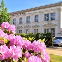 Schumanns Garten, отель в Вайсенфельсе