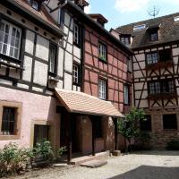 Caveau de l'ami Fritz, hotel in Ribeauvillé