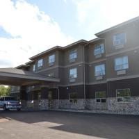 Cobble Creek Lodge, hotel em Maple Creek