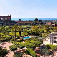 Hotel Villa Athena, hotel a Agrigento