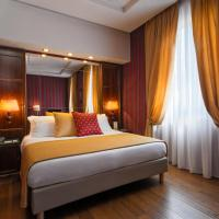 Atlante Garden Hotel, отель в Риме