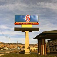 Motel 6-Richfield, UT