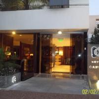 Hotel Capvio, hotel en Villa Carlos Paz