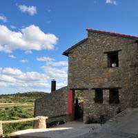 Casa Rural El Boixar - El Mirador, отель в городе Bojar
