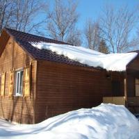 Camping Svetlyi, hotel in Ratislovo