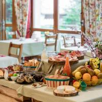 Hotel Restaurant Le Petit Kohlberg - Room Service Disponible, hotel v mestu Lucelle