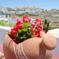 Pension Ilias, отель в Аморгосе