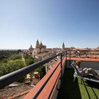 Hotel Real Segovia, отель в городе Сеговия