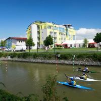 Hotel and Park Divoká Voda, Hotel in Bratislava