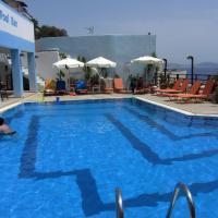 Petra Hotel , ξενοδοχείο στην Αγία Γαλήνη