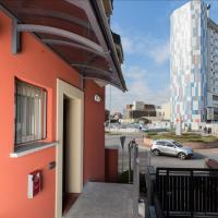 Residenza Villa Regina, hotell i Monza