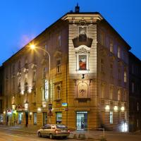 Hotel Golden City Garni, отель в Праге