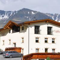 Haus Talblick, hotel in Curon Venosta