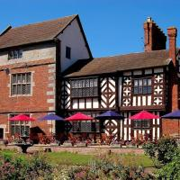 Albright Hussey Manor, hotel in Shrewsbury