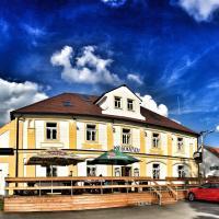 Hotel Pod Kokšínem, hotel v destinaci Spálené Poříčí