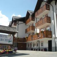 Hotel Orchidea, отель в Пассо-дель-Тонале