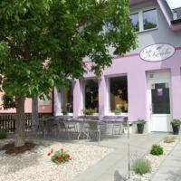 Apartmán Café u Kordulky, отель в городе Ratíškovice