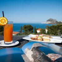 Hotel Baia Del Capitano, отель в Чефалу