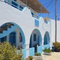 Meltemi Rooms and Studios, hotel in Anafi
