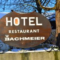Hotel Bachmeier, hotel in Eggenfelden