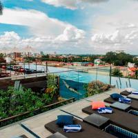 Aquarius Hotel and Urban Resort, hotel in Phnom Penh