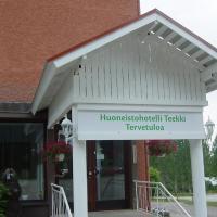 Huoneistohotelli Teekki, hotel in Muuruvesi