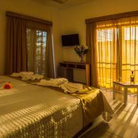 Castell Hotel, hotel in Kissamos