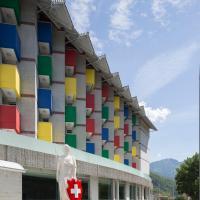 Hotel Liberty, hotel in Bellinzona