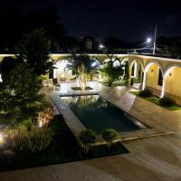 Hotel Hacienda Izamal, hôtel à Izamal