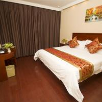 GreenTree Inn ShanDong TaiAn Bus Station LingShan Street Express Hotel, hotel u gradu Tajan
