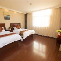 GreenTree Inn HeNan XinYang ChangAn Road Business Hotel, отель в городе Xinyang