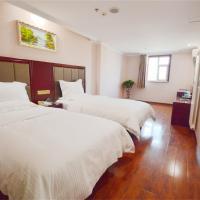 GreenTree Inn HeBei ZhangJiaKou WuYi East Street JianXing Express Hotel, hotel in Zhangjiakou