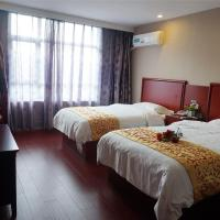 GreenTree Inn Huangshan TangKou Beauty Spot South Gate Transfer Center Business Hotel, hotel en Huangshan Scenic Area