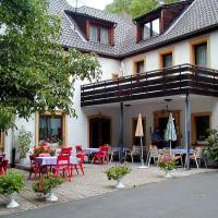Hotel Pension Blüchersruh, hotel in Bad Berneck im Fichtelgebirge