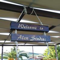 Alex Studios, ξενοδοχείο στη Γλύφα