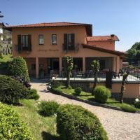 Albergo Breglia, hotell i Plesio