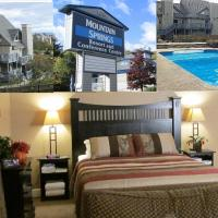 Blue Mountain Apartment at North Creek Resort