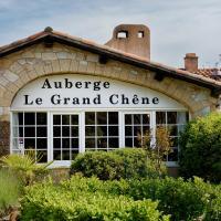 Auberge du Grand Chêne, hotel in Sillans-la Cascade