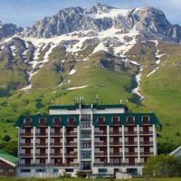 Gran Sasso Family Hotel Miramonti, hotel a Pietracamela