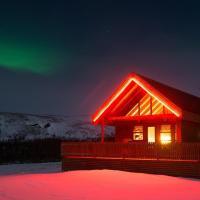 Gljúfurbústaðir Holiday Homes, hotel in Hveragerði
