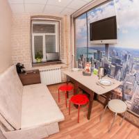 Apartment on Pisareva
