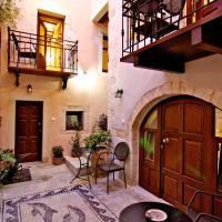 Casa Dei Delfini, hotel in Rethymno
