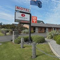 Admiral Court Motel & Apartments, hotel in Invercargill