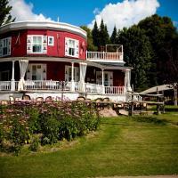 Auberge de La Tour du Lac, hotel em Sainte-Agathe-des-Monts