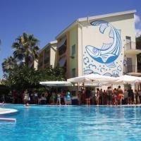 Hotel La Tonnara, hotell i Amantea