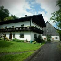 Ferienhof Halmersberg, hotel in Weyer Markt